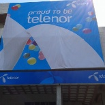 Telenor photo: Uninoe convert's in telenor