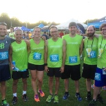 Brooks Marathon 5 miler