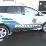 Universal Protection Service photo: This is our 2013 Ford patrol vehicle.