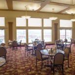 Apple Village Assisted Living photo: Dining Room