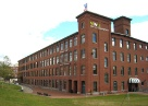 The historic Champlain Mill.