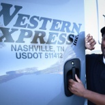 Western Express photo: Good Money, Good Home Time! What more could you ask for?