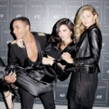 H&M photo: Balmain X H&M Event