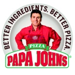 Papa John's photo: delivery driver second job