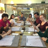 Teacher Events: Chinese Calligraphy