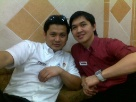with my supervisor