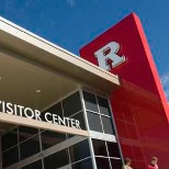 Rutgers University Visitor's Center, Busch Campus
