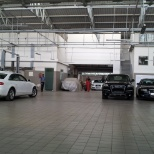 Audi photo: Workshop