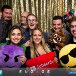 LPer's enjoying the Logical Position sponsored SEM PDX Engage Conference after party!