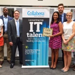Collabera: Named one of the best staffing firms to work for.