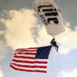 Miller Lite Skydiver/All-Star Arch Deal