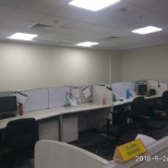 Closed bay in Accenture Hinjewadi (PDC3A)