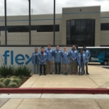 Santa Clara University Students visit Flex