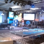 Lighting and Rigging for a Cisco Event