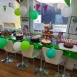 #TeamVERASTAR had a fantastic time raising money for Macmillan Coffee Morning on Friday
