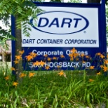 Dart Container photo: Welcome to Dart's headquarters in Mason, Michigan