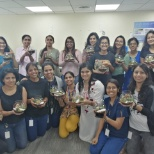 A Webscale Women group at Nutanix India
