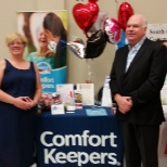 Georgian Triangle Comfort Keepers meeting with MPP Jim Wilson.