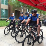 TOWN OF FLOWER MOUND photo: Flower Mound Police Bicycle Unit