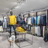 Menswear Department at Manchester Trafford