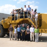 Personnel that designed/built a portion of the Wheel Loader