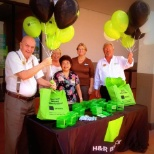 H & R Block, St Patricks  Day