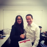Exciting times! One of 2 promotions announced today!!