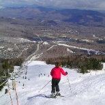 Just next door to RRMC is the best skiing in Vermont at Killington with a peak elevation of 4,241'.