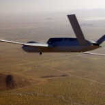 General Atomics Aeronautical Systems photo: Predator® C Avenger® takes its first flight