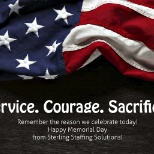 Sterling Staffing Solutions photo: SSS Salutes Our Veterans