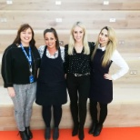 One form our recent Women in Sales event in Dublin!