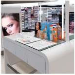 Rite Aid photo: Beauty Display