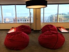 Bean bags with a view, Apigee San Jose HQ