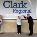 Clark Regional Medical Center photo: Enjoy your workplace!