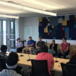 JAMF Software photo: Employee panel for high school students interested in STEM careers!