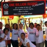 The Body Shop photo: Employees Working Together for a Great Cause