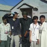 Me and My Afghan Workers