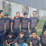 Mondol Group, Cricket Match (  Merchandising Section )