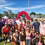San Francisco Walks for Breast Cancer Awareness