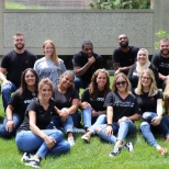 Talent Acquisition Technology Team: Frisbee Friday