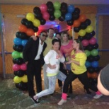 80's Theme Employee Award Banquet