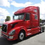 TRANSIT LOGISTICS SOLUTIONS INC photo: New Volvo's