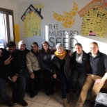 Volunteering with Mustard Seed Calgary