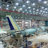 Boeing photo: 747 assembly