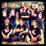 My band group ( ramp airsia )