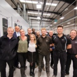 Meet the team at our Loughton Bodyshop!