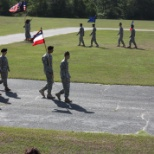 Soldiers Graduating Basic Traing