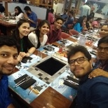 Tata Consultancy Services (TCS) photo: Team lunch
