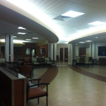 Archbold Memorial Hospital photo: ER Waiting Room