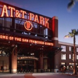 AT&T Park. Home of the SF Giants